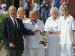 Buxted Park Bowls Club Finals Weekend