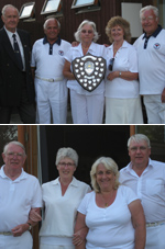 Buxted Park Bowls Club Invitation day