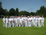 Sport England grant for Buxted Park Bowls Club